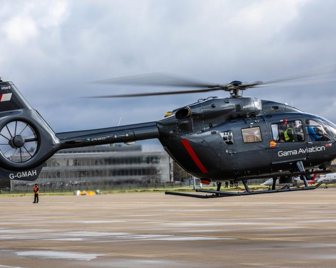 Different kinds of services to provide with helicopters