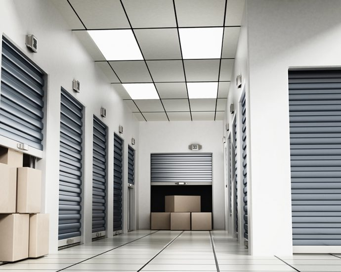 How to Maintain a Personal Storage Unit