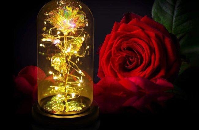 Forever Roses For Valentines Day