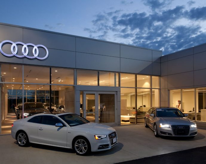 How to find the right Audi service shop