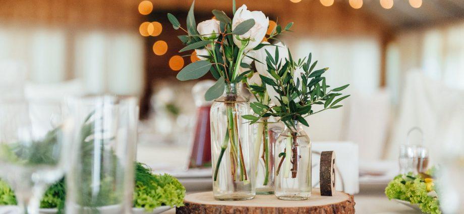 Ideas to decorate a wedding venue